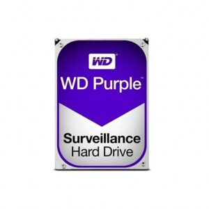Hard disk 3.5 Western Digital Purple 1TB SATA 3