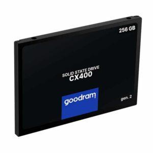 SSD GOODRAM SSD CX400 Gen.2 256GB 2.5 SATA III 550 480MB s 3D TLC NAND