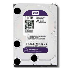 WD Purple 3.5 64MB cache 5400RPM 6Gb