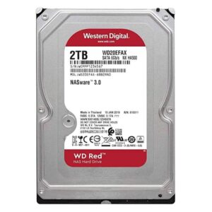WD Red NAS 2TB 3.5 256MB cache 5400RPM 6Gb
