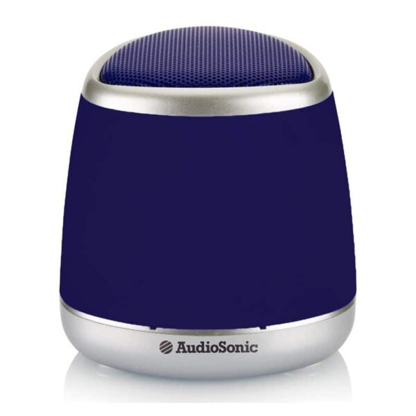 AUDIOSONIC Bluetooth 3.5mm 400mAh Μπλε