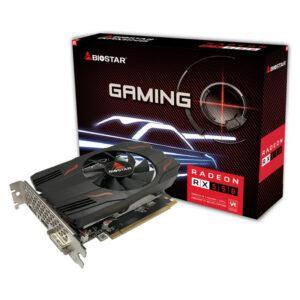 Κάρτα γραφικών BIOSTAR VGA AMD Radeon RX550 VA5515RF21, GDDR5 2GB, 128bit