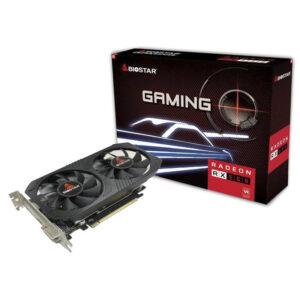 Κάρτα γραφικών BIOSTAR VGA Radeon RX560 VA5615RF41, DDR5 4GB, 128bit