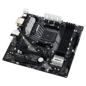 Μητρική ASROCK A320M Pro4-F, 4x DDR4, AM4, USB 3.1, mATX