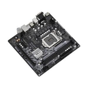 Μητρική ASROCK H510M-HDV, 2x DDR4, s1200, USB 3.2, mATX