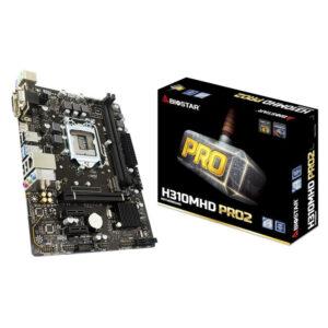 Μητρική BIOSTAR H310MHD, 2x DDR4, s1151, USB 3.1, HDMI, mATX, Ver. 6.0_4