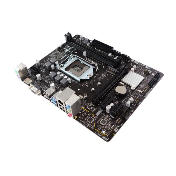 Μητρική BIOSTAR H410MH, 2x DDR4, s1200, USB 3.2, HDMI, mATX, Ver. 6.0