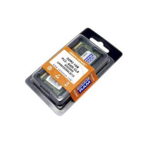 Μνήμη Ram GOODRAM so-dimm τύπου DDR2, 1GB , 800