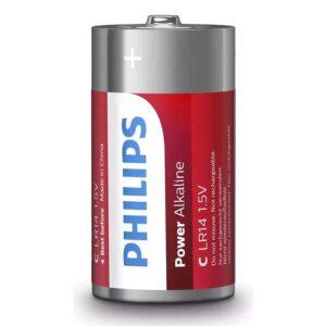 PHILIPS Power Baby C LR14 1.5V 2τμχ_1