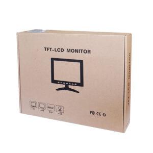 Οθόνη POWERTECH LCD-TFT M-8000B 8'', 1024 x 768px, VGA_2