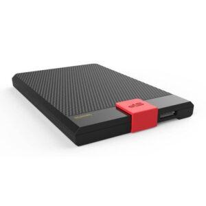 Δίσκος SILICON POWER HDD 1TB Diamond D30 D3S USB 3.1 Black