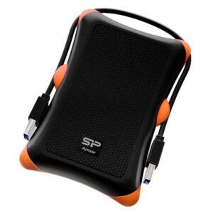 Δίσκος SILICON POWER HDD 2TB Armor A30 USB 3.1 Mαύρο