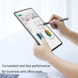 Στυλό αφής & συμβατικό στυλό BASEUS ACPCL-01, μαύρο_6