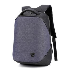 Τσάντα πλάτης ARCTIC HUNTER B00193-BL με θήκη laptop 15.6, μπλε