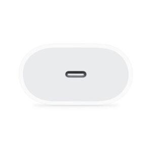 Φορτιστής Τοίχου APPLE, USB Type-C, 20W, Λευκός_1
