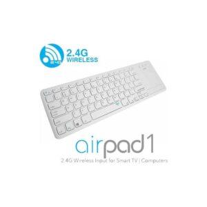 ALCATROZ WIRELESS KEYBOARD AIRPAD 1 WHITE