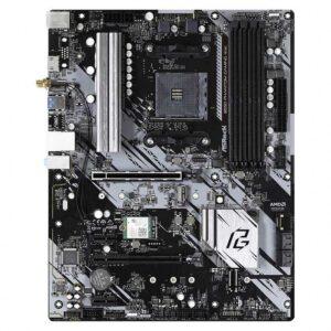 ASROCK Phantom Gaming 4 ac 4x DDR4 AM4 USB 3.2 ATX_1