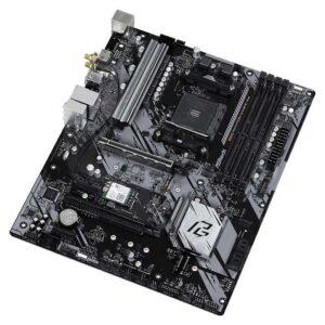 ASROCK Phantom Gaming 4_ac 4x DDR4 AM4 USB 3.2 ATX