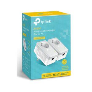 AV600 TP LINK Passthrough Powerline Starter Kit TL PA4010P Ver. 4.0_1