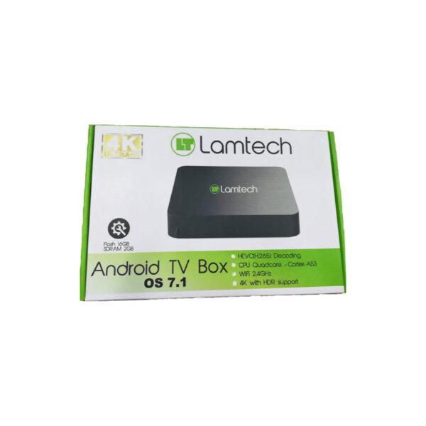 Android TV Box Lamtech LAM020908 4K