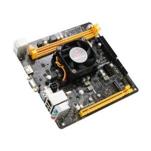 BIOSTAR και CPU FX 9830P 2x DDR4 USB 3.2 Ver. 6.0