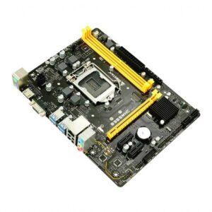 BIOSTAR 2x DDR4 s1151 USB 3.1 HDMI mATX Ver. 6.1