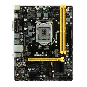 BIOSTAR 2x DDR4 s1151 USB 3.1 HDMI mATX Ver. 6.1_1