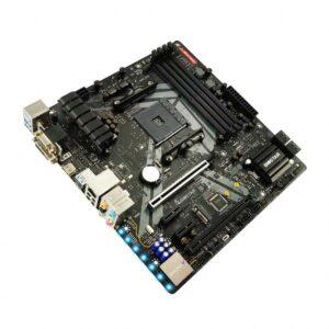BIOSTAR 4x DDR4 AM4 USB 3.1 mATX HDMI Ver. 6.0