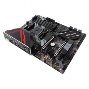 BIOSTAR 4x DDR4 AM4 USB 3.2 HDMI ATX Ver. 5.0