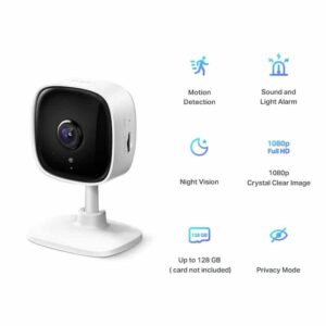 Camera TP LINK Wi Fi Tapo C100 Full HD Motion Detection Ver. 1.0_1