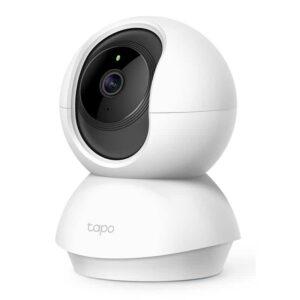 Camera Tapo C200 TP LINK Wi Fi Full HD Pan Tilt Two Way Audio