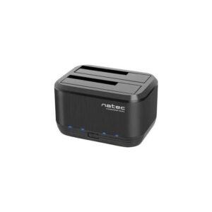 DOCKING STATION SATA HDD NATEC NSD-0955 KANGAROO DUAL USB 3.0