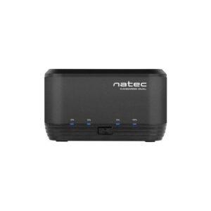 DOCKING STATION SATA HDD NATEC NSD-0955 KANGAROO DUAL USB 3.0_3
