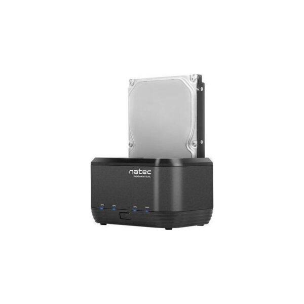 DOCKING STATION SATA HDD NATEC NSD-0955 KANGAROO DUAL USB 3.0_4