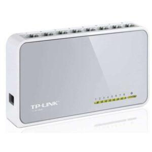 Desktop Switch TP LINK TL SF1008D 8 port 10 100Mbps Ver. 11