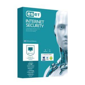 ESET Internet Security 1 άδεια χρήσης δωρεάν για 1 συσκευή 1 έτος