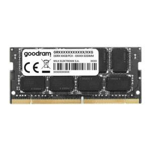 GOODRAM DDR3L SODimm 4GB 1333MHz PC3 10600 CL9