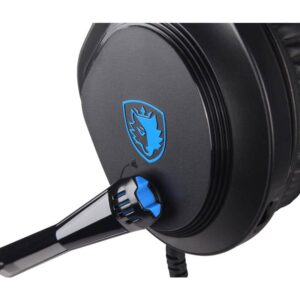 Gaming Headset SADES Cpower SA 716 BL multiplatform 3.5mm 1