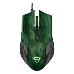 Gaming Mouse and Mouse Pad TRUST GXT 781 Rixa Camo_1