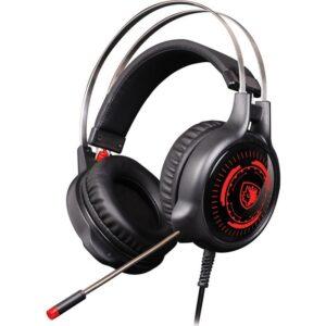 Gaming Sades G50 Black Red