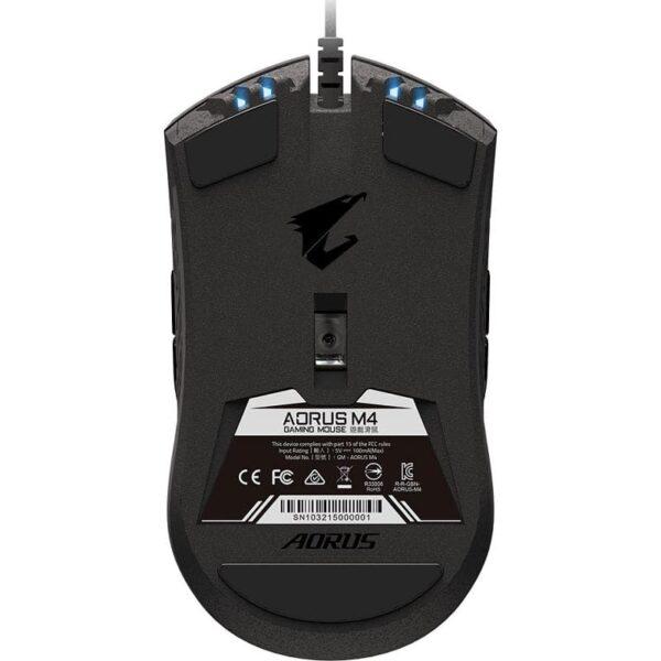 Gigabyte Mouse Optical Gaming AORUS M4 Usb Black_2