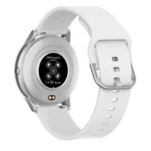 HIFUTURE Smartwatch HiMATE, 1.4', IP68, Heart Rate Monitor, Λευκό_1