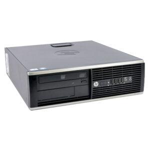 HP PC 8300 SFF, i5-3470, 4GB, 160GB HDD, DVD, REF SQR
