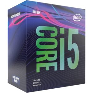 INTEL CPU Core i5 9400F BX80684I59400FGT0