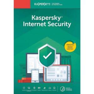 KASPERSKY Internet Security 1 συσκευή 1 έτος EU