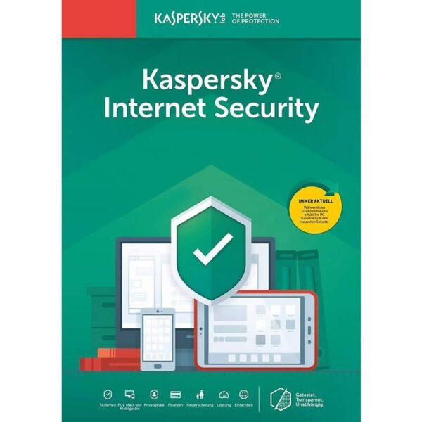KASPERSKY Internet Security, 1 συσκευή, 1 έτος, EU