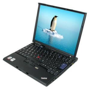 LENOVO Laptop X61, T7300, 2GB, 160GB HDD, 12.1'', REF FQ