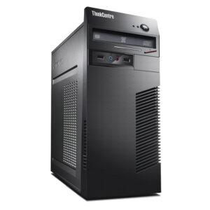 LENOVO PC E73 MT, i3-4130, 4GB, 500GB HDD, DVD-RW, REF SQR