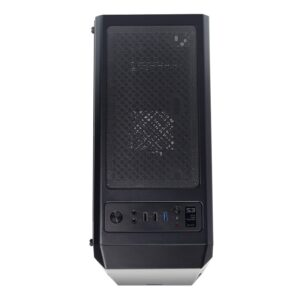 PC ZALMAN mid tower 3x fan Διάφανο Πλαϊνό_1 1
