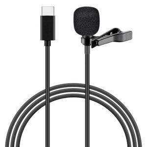 POWERTECH με Ενσωματωμένο clip on USB Type C Μαύρο